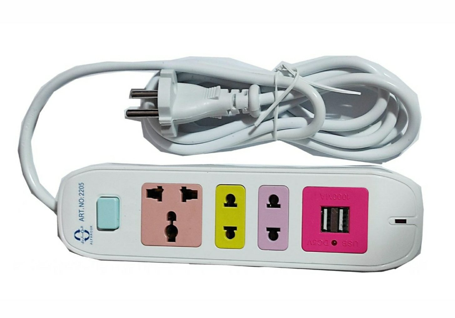 Multi-USB/Plug power hub